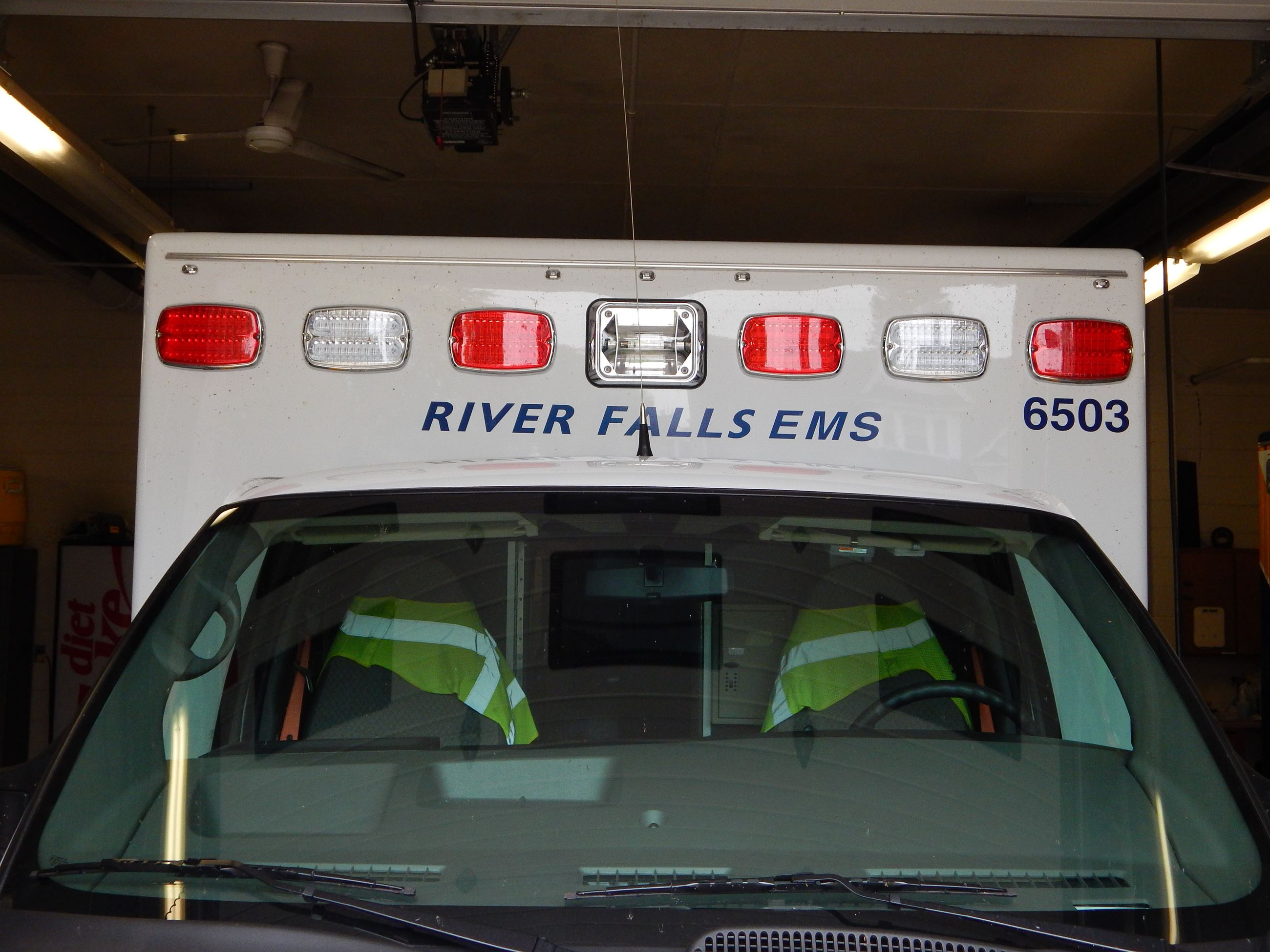 EMS Vehicle
